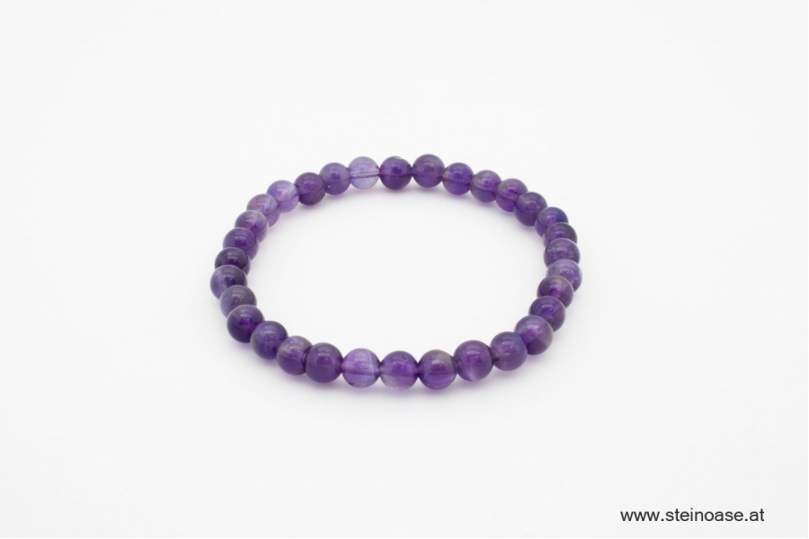 Armband Amethyst - Kinder 4mm