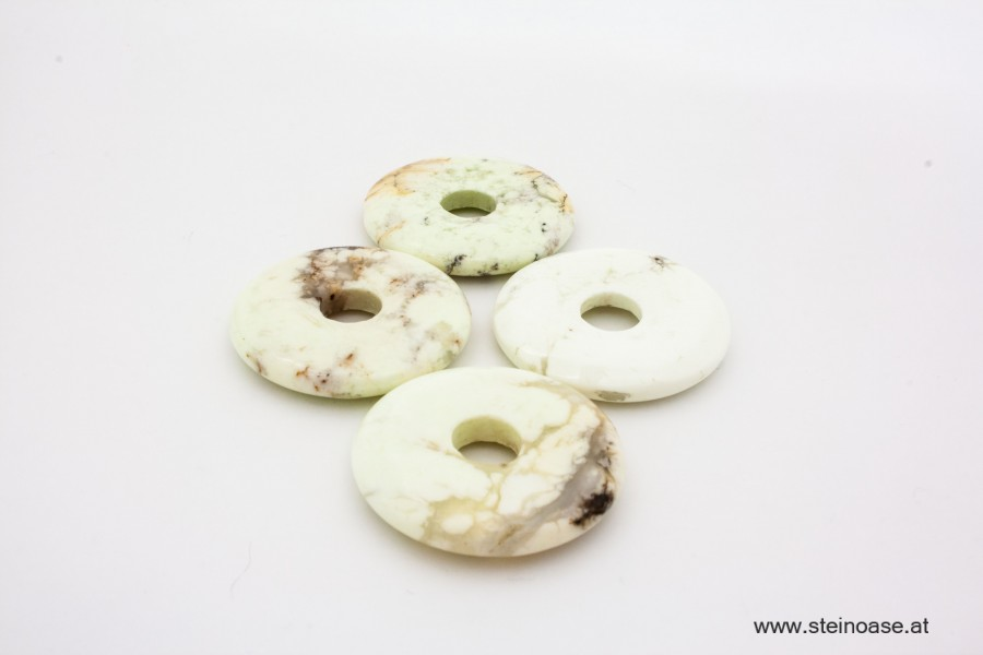 Donut Chrysopras 30mm