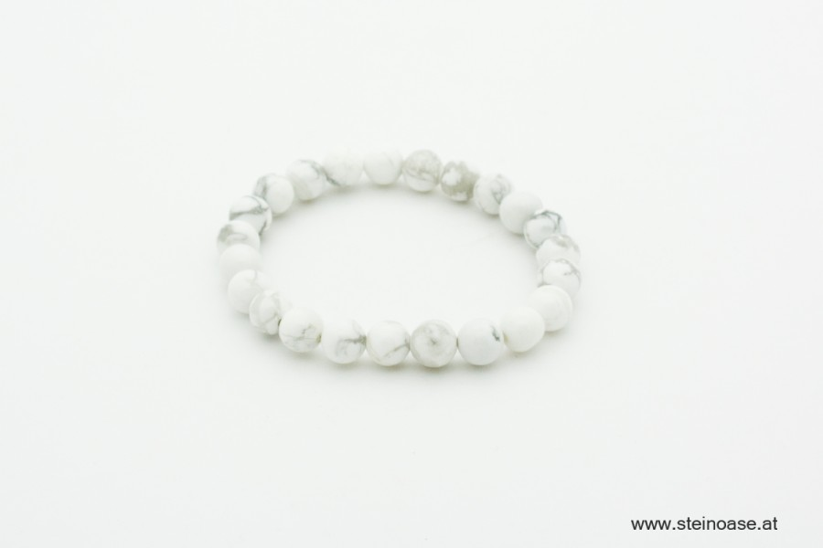 Armband Magnesit - Kinder 4mm