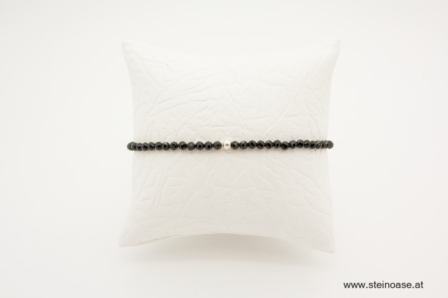 Armband Spinell facettiert