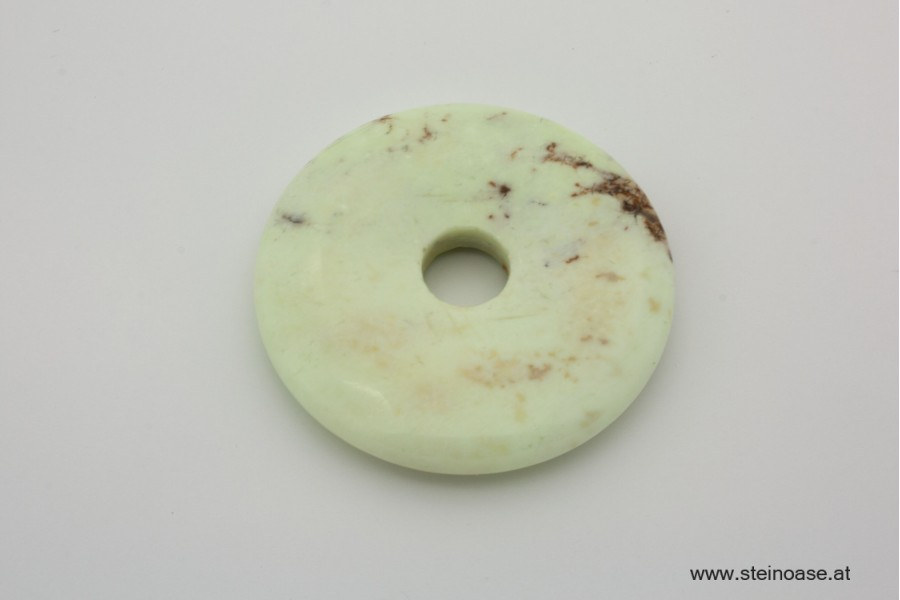 Donut Chrysopras 40mm