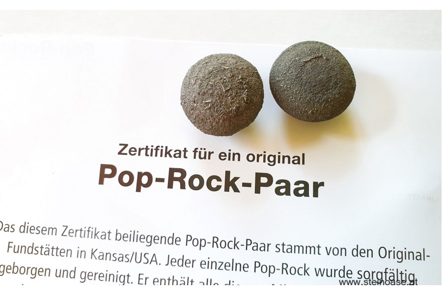 1 Paar Boji's / Pop-Rocks  Gr.M